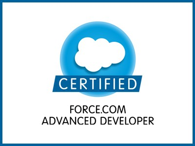 Salesforce Platform Developer I Apex & Visualforce Certification Online Training